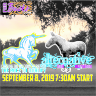2020 Chasing the Unicorn Marathon & Alternative Half Marathon