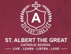 St. Albert the Great's 5K run