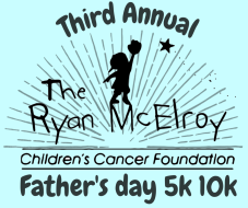 Eastern Dutchess Road Runners Club -The Third Annual Ryan McElroy Children's Cancer Foundation 5k/10k Sunday, June 20, 2021