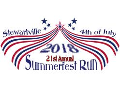Stewartville Summerfest Runs