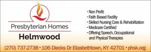 Presbyterian Homes Helmwood
