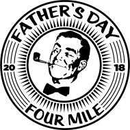 Father's Day Four Mile Run/Walk and Kids Run