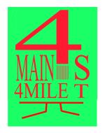 S Windsor Main Street 4 Mile Road Race