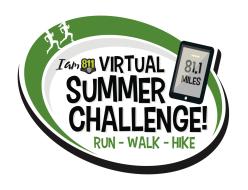 I am 811 Virtual Summer Challenge