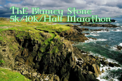 VIRTUAL- The Blarney Stone - 5k, 8k, 10k & Half Marathon- ANYWHERE