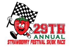 30th Annual Strawberry Festival 5k/8k run