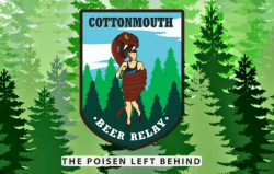 Cottonmouth Beerlay