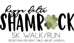 Kappa Delta Shamrock 5k Run 2020