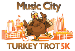 Music City Turkey Trot - 5K Run/Walk