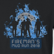 FIREMAN'S MUD RUN 5K