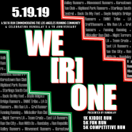 WE [R] ONE