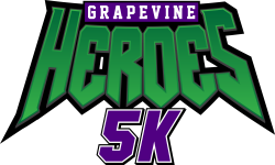 Grapevine Heroes Run 5K Run/Walk presented by Grapevine Park and Rec and Grapevine Craft Brewery