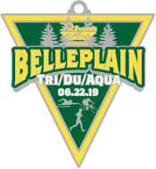 DQ Belleplain Triathlon/Duathlon/Aquabike and New Super Sprint Triathlon *#