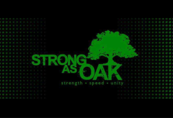Strong As Oak Team Wreck Bag 5K-ish III