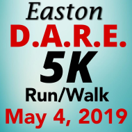Easton DARE 5K Walk/Run