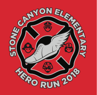 Stone Canyon Elementary Hero Run
