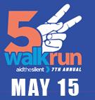 Aid the Silent 5K Run/Walk