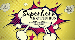 Superhero Race and Fun Run