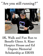 ED DUPREE 5K for HOSPICE HOUSE