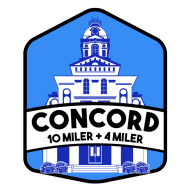 Concord 10 Miler and 4 Miler