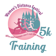 Frederick Women's Distance Festival 5k Training Program