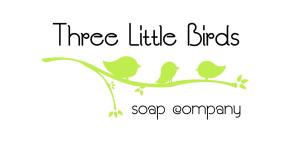 Three Little Birds Soap