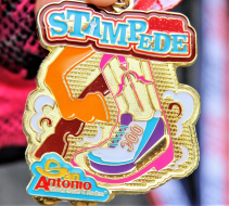 San Antonio Stock Show & Rodeo Stampede 5K Run 1-MIle Walk