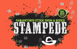 San Antonio Stock Show & Rodeo Stampede 5K Run/Walk