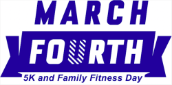 March Fourth 5k and Family Fitness day