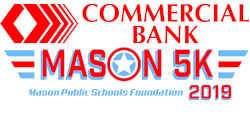 31st Annual Commercial Bank Mason 5K and Bulldog Runs