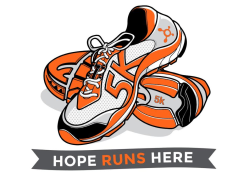 Orangetheory Fitness Hope Runs Here 5K
