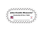 John Gentile Memorial Scholarship 5K presented by Washington Twp Youth Track and Field