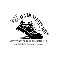 39th Annual Westminster Road Runners Main Street Mile