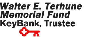 Walter E. Terhune Memorial Fund- KeyBank Trustee