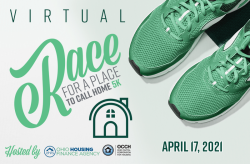 Virtual OHFA & OCCH Race for a Place (to Call Home) 5K