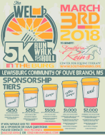 The Well 5k Run Walk and Roll