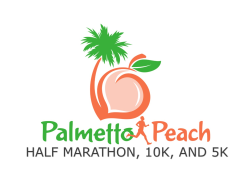 2021 Palmetto Peach Half Marathon, 10K, and 5K