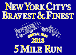 41st Annual NYPD vs FDNY 5 Mile Run