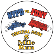43rd Annual NYPD vs FDNY 5 Mile Run