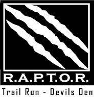 R.A.P.T.O.R. Trail Run