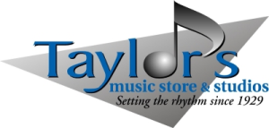 Taylor's Music Store & Studios
