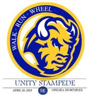 Unity Stampede 5K 2018