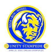 Unity Stampede 5K 2020