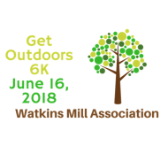 Watkins Mill Get Outdoors 6K