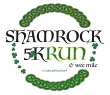 ☘️ Shamrock 5K Run ☘️