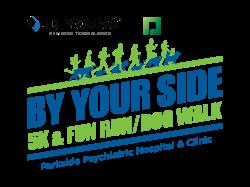 By Your Side 5k & 1-Mile Dog Walk/Fun Run