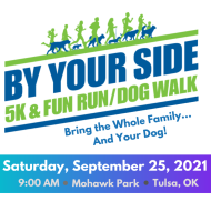 By Your Side 5k & 1-Mile Dog Walk/Fun Run