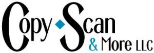 Copy-Scan & More, LLC
