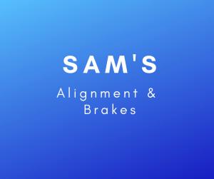Sam's Alignment & Brakes