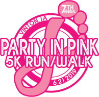 Party in Pink 5K Run/Walk -7th Annual